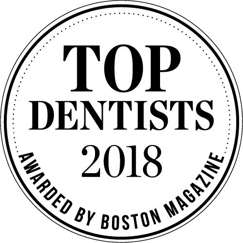 Top Dentist 2018 logo